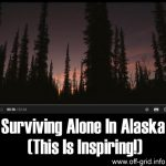 Surviving Alone In Alaska (This Is Inspiring!)