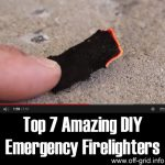 Top 7 Amazing DIY Emergency Firelighters