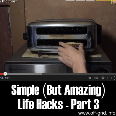 Simple But Amazing Life Hacks - Part 3