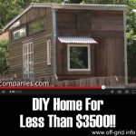 DIY Home For Less Than $3500!!