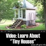 "Video: Learn About ""Tiny Houses"""
