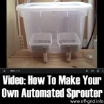 Video: How To Make Your Own Automated Sprouter