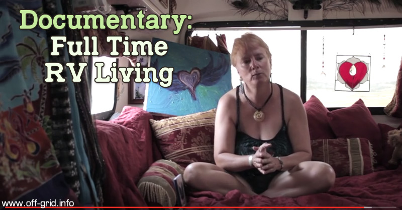 Documentary - Full Time RV Living