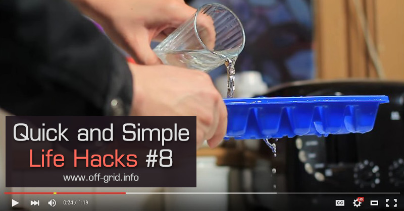 Quick and Simple Life Hacks #8