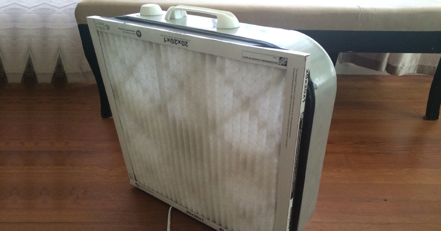 Check Out This Awesome DIY Low-Tech Air Purifier - Saves Hundreds Of Dollars