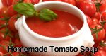 Homemade Tomato Soup!