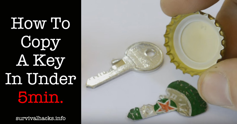 How To Copy A Key in Under 5min