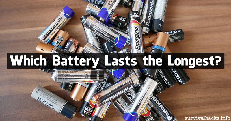 Which Battery Lasts The Longest