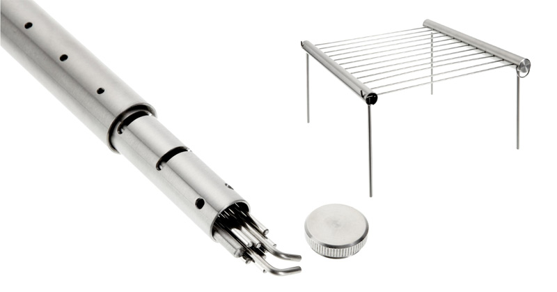 UCO Grilliput Portable Camping Grill