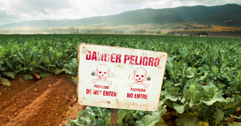 Danger Pesticide