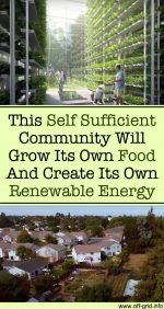 This Self Sufficient Community Will Grow Its Own Food And Create Its Own Renewable Energy