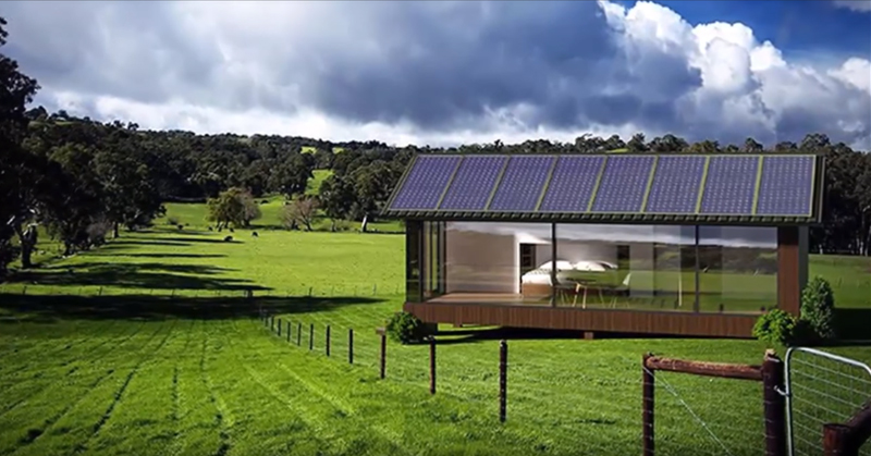 Startup 3D Prints Smart Homes That Run Off-Grid On Solar Power