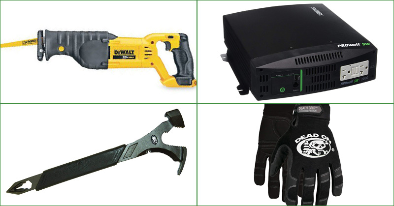 Top 10 Kickass Tools You Could Possibly Own For Survival Situations Of All Kinds