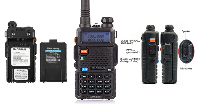 This Cheap 2-Way Radio Is A Survival Kit Essential And Got TONS Of 5-Star Reviews