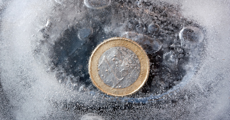 Why You Should Always Place A Coin In The Freezer Before Leaving