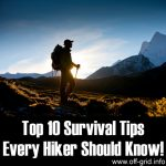 Top 10 Survival Tips Every Hiker Should Know!