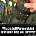 What Is 550 Paracord And How Can It Help You Survive?