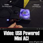 Video: USB Powered Mini AC!