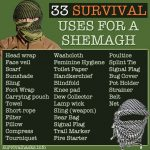33 Survival Uses For A Shemagh